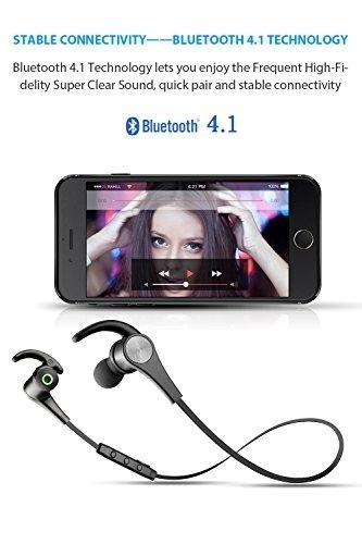Request SoundPEATS Bluetooth Headphones Wireless Earbuds