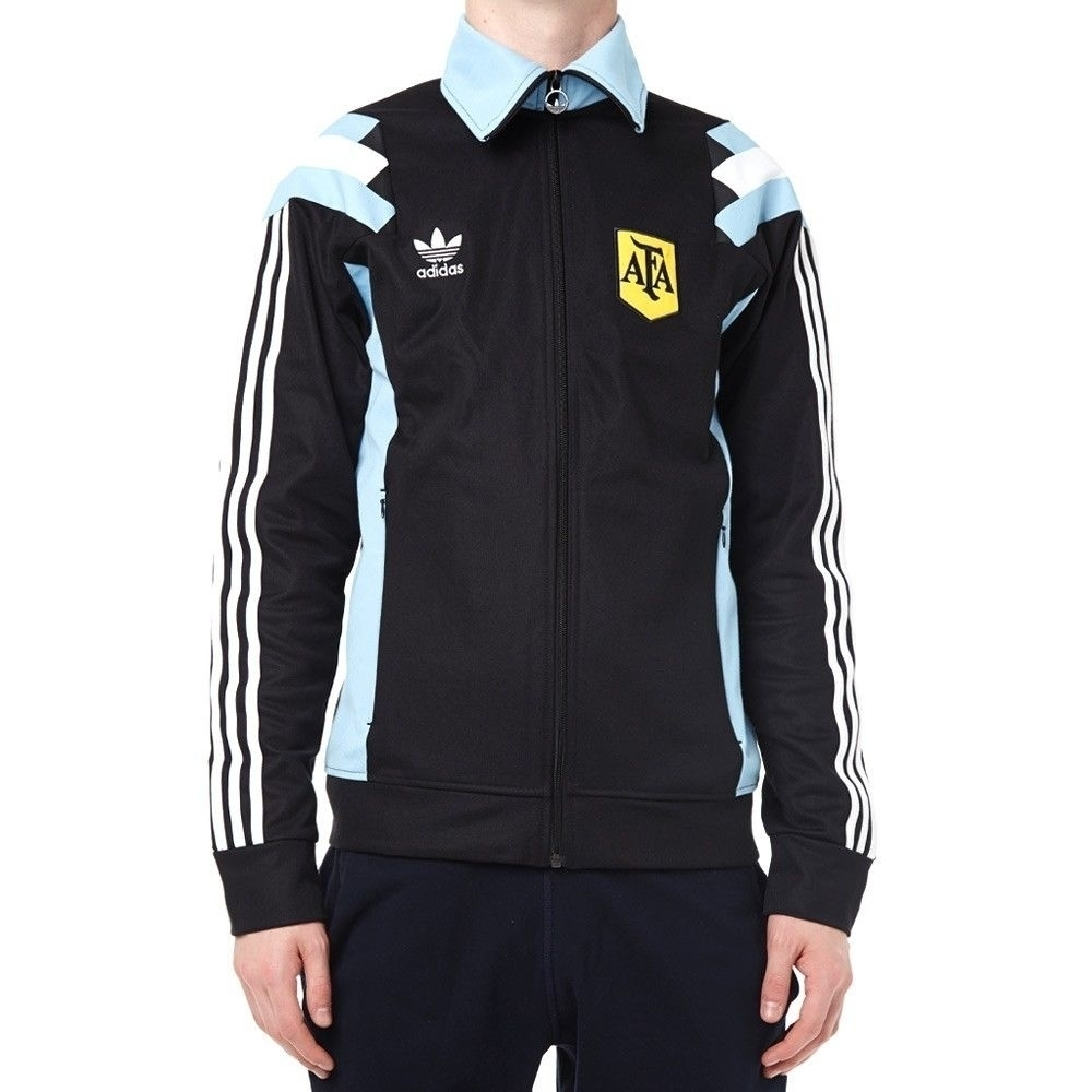 Request Adidas Originals Argentina TT 3S Track Top Zip