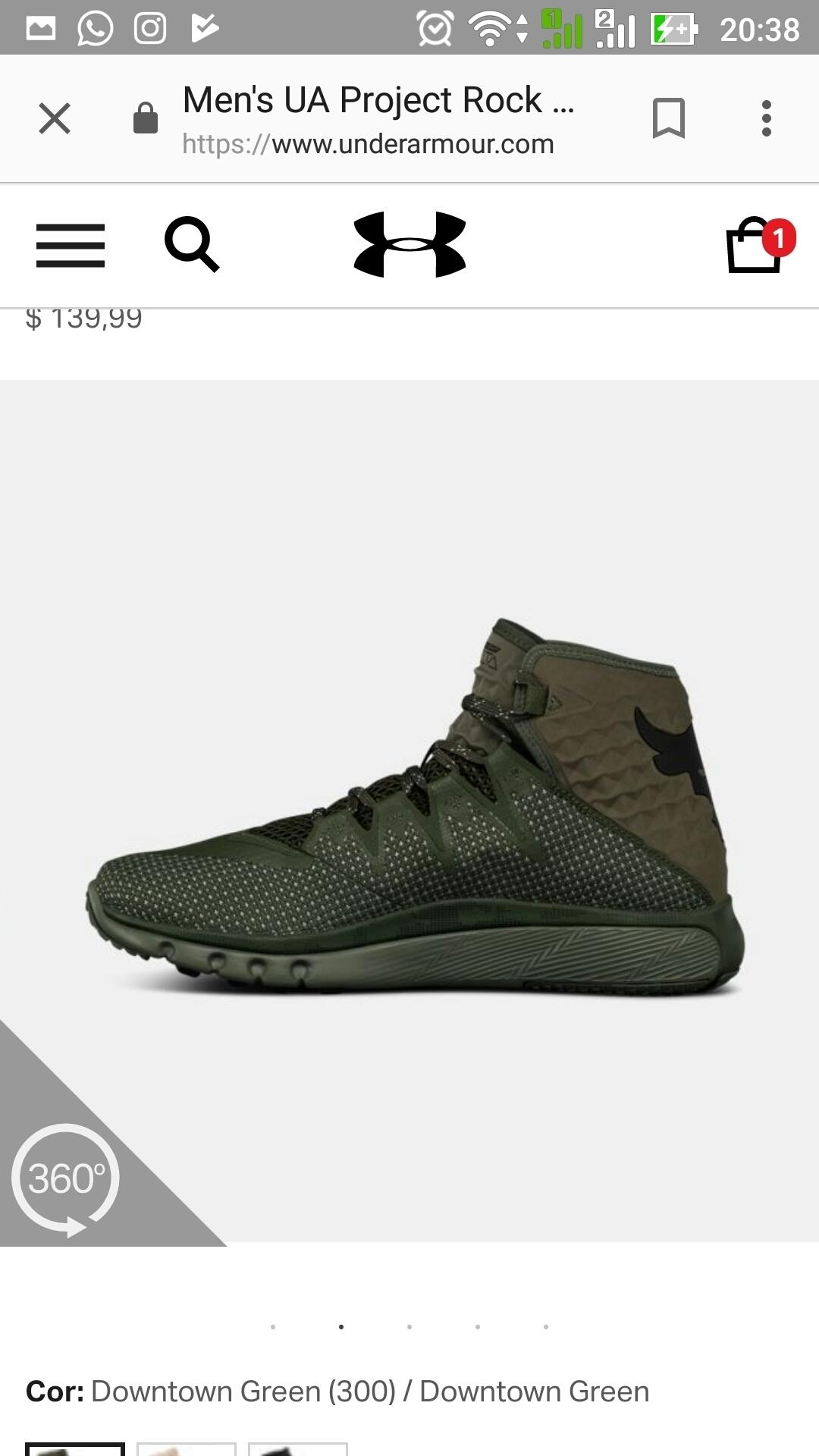 buy online b8e3e bd24f Men s UA Project Rock Delta Training Shoes   Under Armour US
