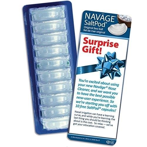 Request Navage Nasal Irrigation Starter Bundle Naväge Nose Cleaner